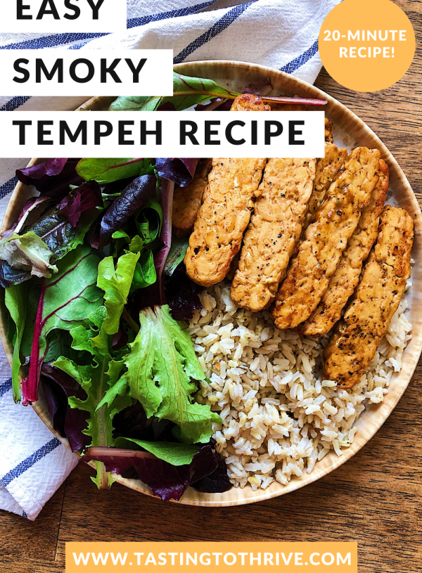 Easy Smoky Tempeh Recipe